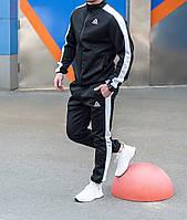 Мужской спортивный костюм Reebok UFC. Черный.