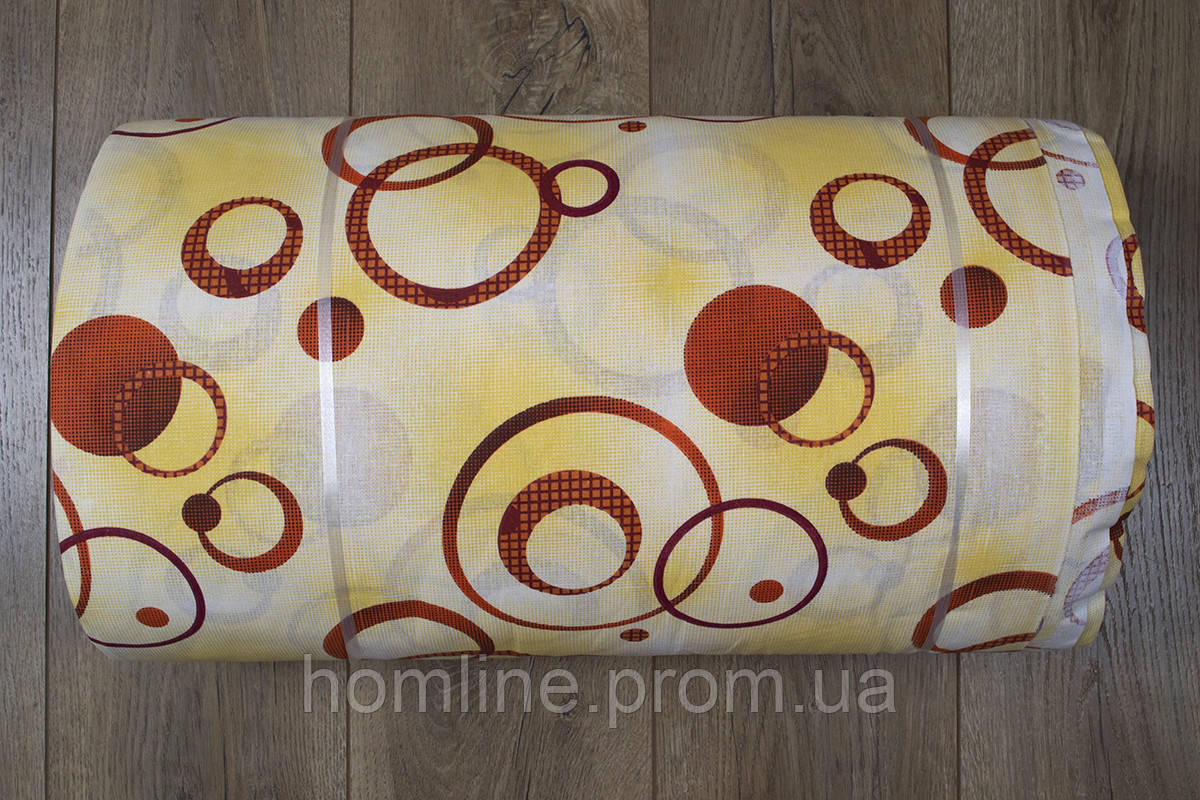 Ткань ранфорс Турция Pery желтый 6627 (220 ширина)