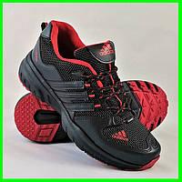 Кроссовки Мужские Adidas Terrex Чёрные Адидас (размеры: 40,41,42,43,44) Видео Обзор