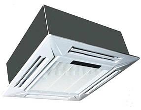 Кондиціонер касетний IdeaPro Inverter ICC-30HR-PA6-DN1