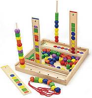 Viga Toys Набор Viga Toys Логика (56182)