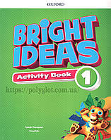Рабочая тетрадь Bright Ideas 1 Activity Book with Online Practice