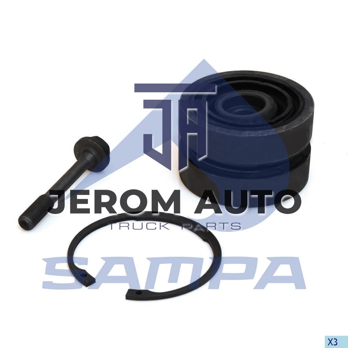 Сайлентблок M24x1,5/d108x68 тяги DAF, Mercedes \1445656 \ 010.584
