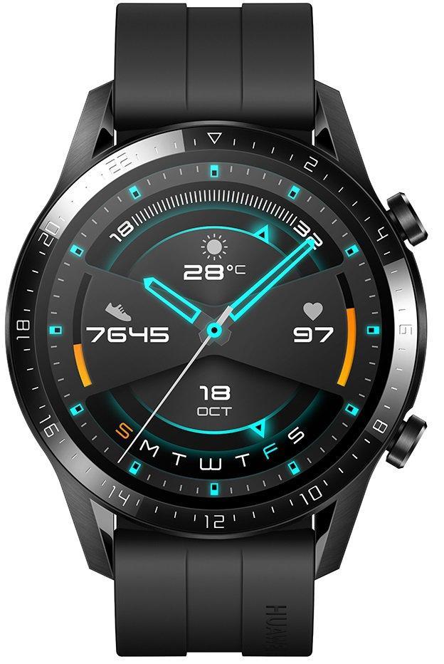 Смарт-годинник HUAWEI Watch GT 2 Sport (46mm) Matte Black