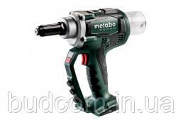 Аккумуляторный заклепочный пистолет Metabo NP 18 LTX BL 5.0 Каркас MetaLoc (619002840)