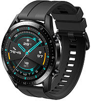 Смарт-годинник HUAWEI Watch GT 2 Sport (46mm) Matte Black, фото 3