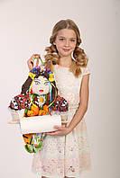 Кукла Пакетница Украинка, фото 1