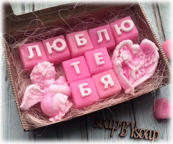 Любовное мыло
