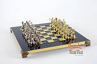 Шахматы подарочные Manopoulos Лучники 28*28 см