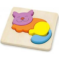 Viga Toys Пазл Viga Toys Кошка (59930)
