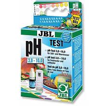 JBL test pH 3.0-10.0 (на кислотность)