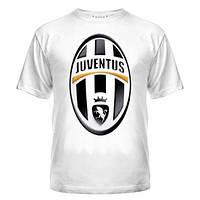 Футбольная майка с нанесением Juventus