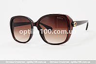 Солнцезащитные очки ДЛЯ ЗРЕНИЯ в стиле Gucci (женские)