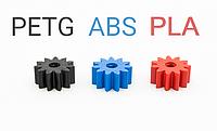 В чем разница между PLA, ABS и PETg?