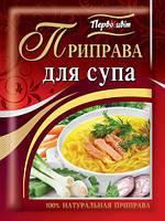 """Приправа """"Для супа"""" 25г ТМ """"Первоцвіт"""""""