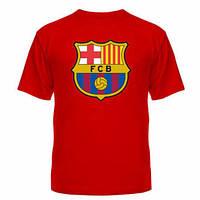 Футболка Барселона красная