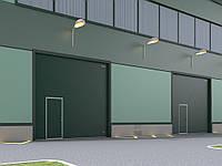 Ворота гаражные промышлинные ISD01 DOORHAN, фото 1