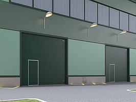 Ворота гаражные промышлинные ISD01 DOORHAN