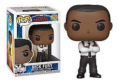 Фигурка Funko Pop Фанко Поп Капитан Марвел Ник Фьюри Captain Marvel Nick Fury 10 см СM NF 428