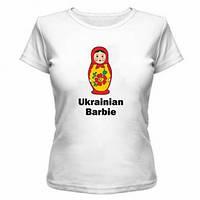Футболка Ukrainian Barbie