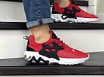 Мужские кроссовки Nike React Presto (красные), фото 2