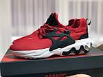 Мужские кроссовки Nike React Presto (красные), фото 3