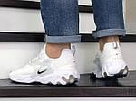 Мужские кроссовки Nike React Presto (белые), фото 4
