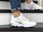 Мужские кроссовки Nike React Presto (белые), фото 3