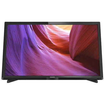 Телевизор  Philips 24PHH4000/88 (100Гц, HD) , фото 2