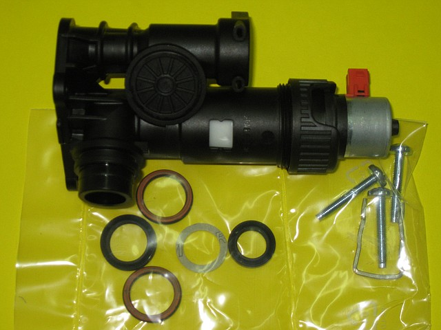 Триходовий клапан 0020020015 Vaillant atmoTEC Pro / turboTEC Pro, фото 2