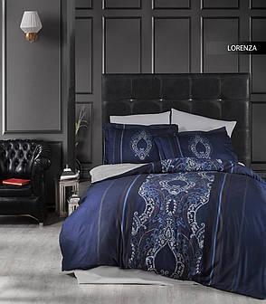 Комплект постельного белья Ecosse Сатин 200х220 Lorenza, фото 2
