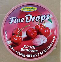 Cherry Bonbons Леденцы с вишневым вкусом Woogie 200 гр Австрия