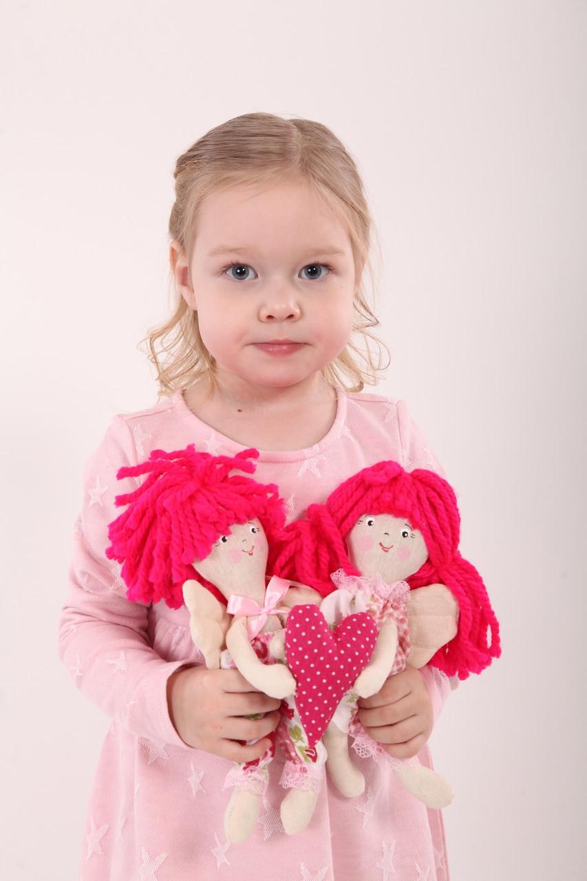 Кукла Ангел пара в стиле Прованс