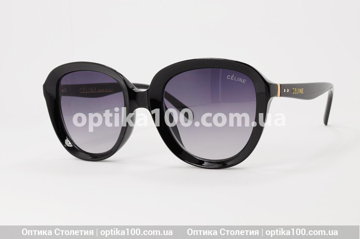 Солнцезащитные очки ДЛЯ ЗРЕНИЯ в стиле CELINE
