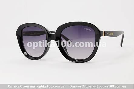 Солнцезащитные очки ДЛЯ ЗРЕНИЯ в стиле CELINE, фото 2