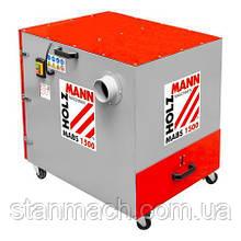 Пылесборник Holzmann MABS1500 380В ( аспирация ) для сбора металической стружки