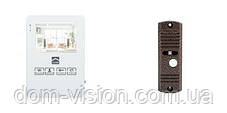 Видеодомофон Dom DS-4W+ панель вызова.+камера, фото 2