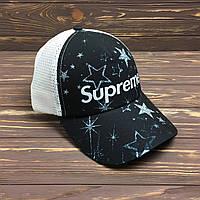 Кепка с сеткой - Supreme star, фото 1