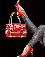 Как правильно сочетать цвета сумка-обувь !