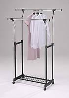 Стойка для одежды передвижная W-25 (CH-4375)