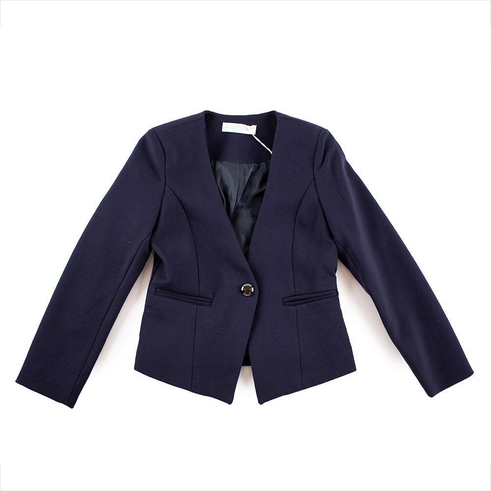 Жакет для дівчаток Modalora 116 синій K701240