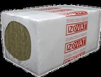 Базальтовый утеплитель (Вата минеральная) IZOVAT 40 1000х600х100 мм