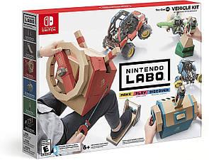 Аксесуар для Nintendo Switch Labo Vehicle Kit