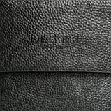 Сумка Мужская Планшет иск-кожа DR. BOND 308-3 black, фото 4