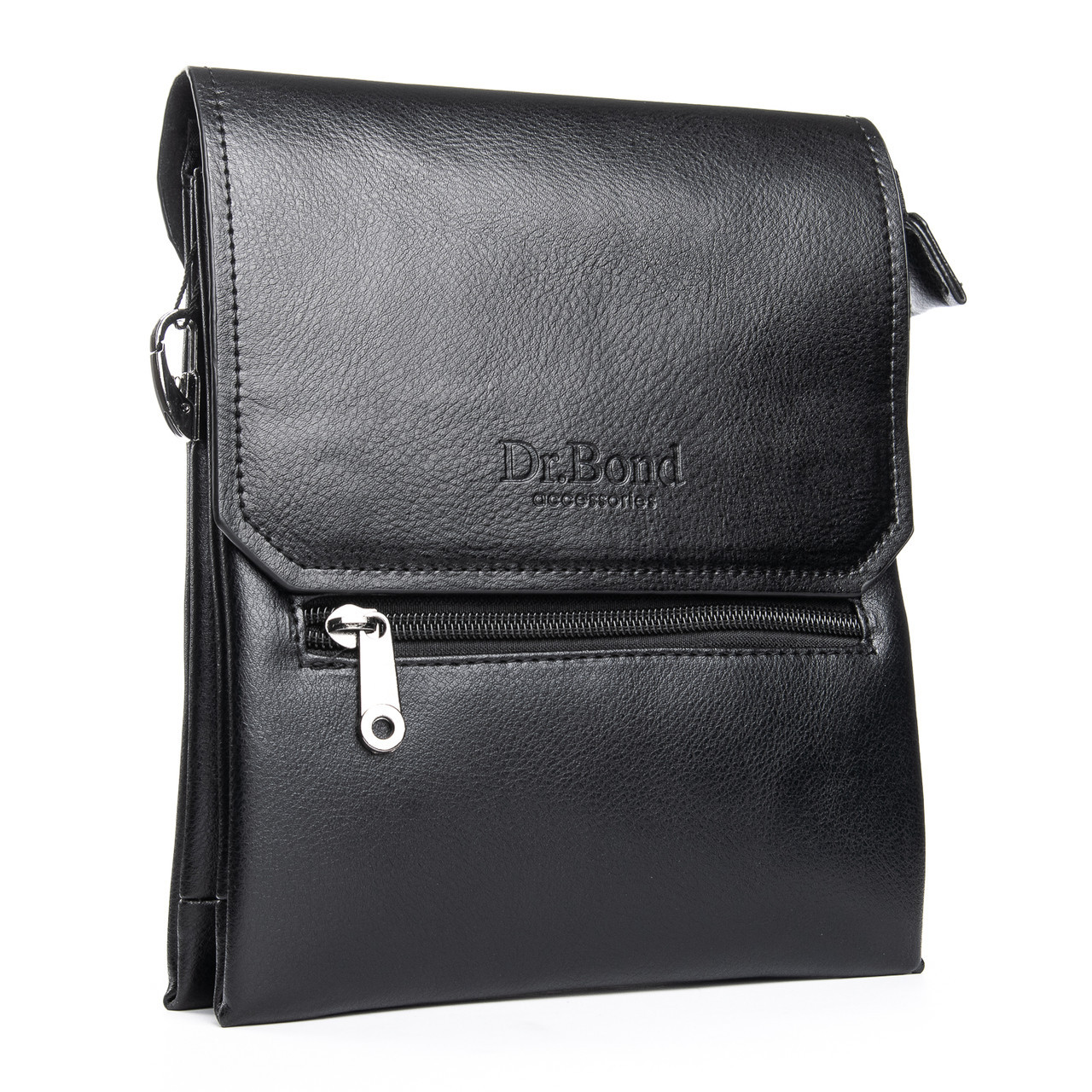 Сумка Мужская Планшет иск-кожа DR. BOND GL 213-2 black