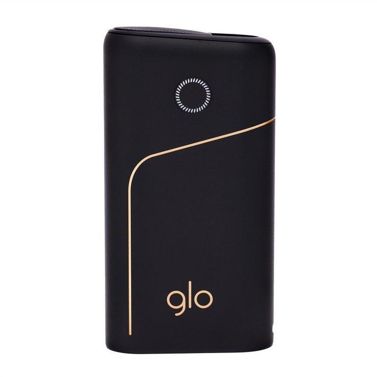 Пристрій для нагрівання тютюну GLO Pro Black