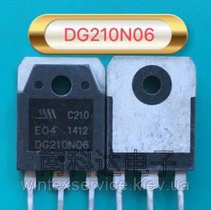 Транзистор DG210N06