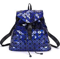 Женский эффектный и практичный рюкзак ВАО ВАО синий