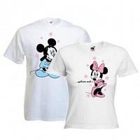 Парні футболки Міккі Маус