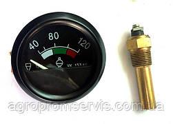 Покажчик температури води КК-133А (МТЗ, ЮМЗ-6, Т-40, Т-25, Т-16) електричний